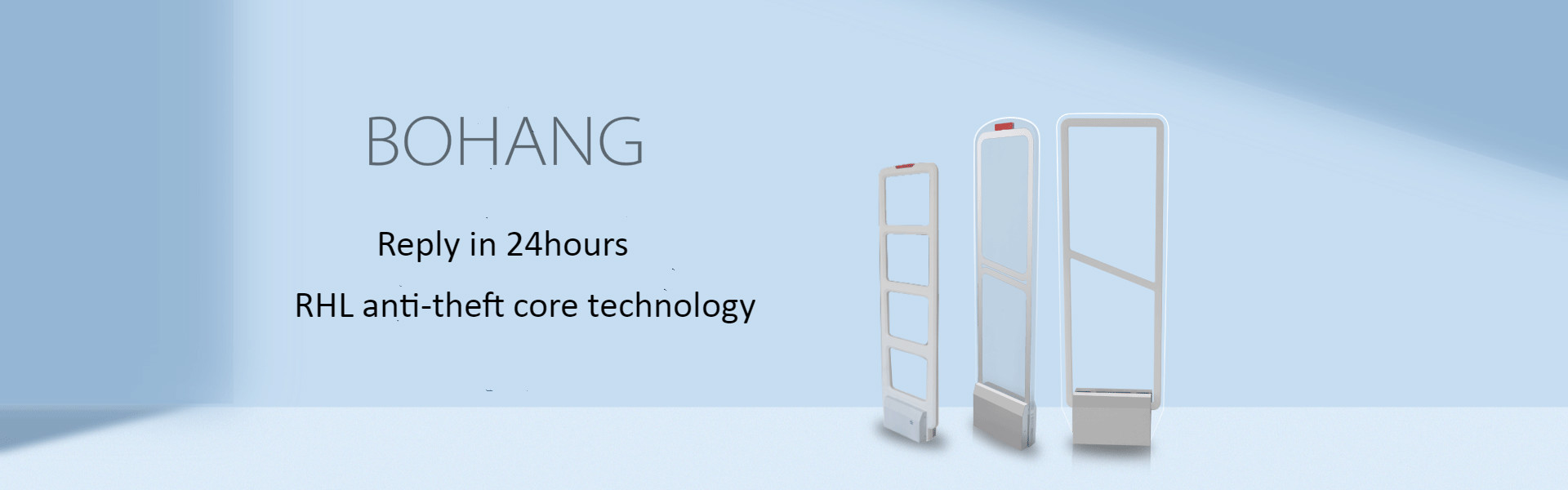 bohang anti-theft alarm security system